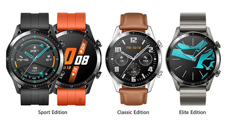 Huawei Watch GT 2 Price & Full Specifications 2019