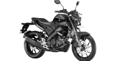 The all new Hyper Naked Yamaha  MT 15 The Dark Warrior